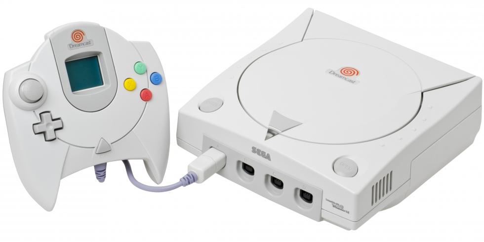 Sega Dreamcast, konsoli ja ohjain
