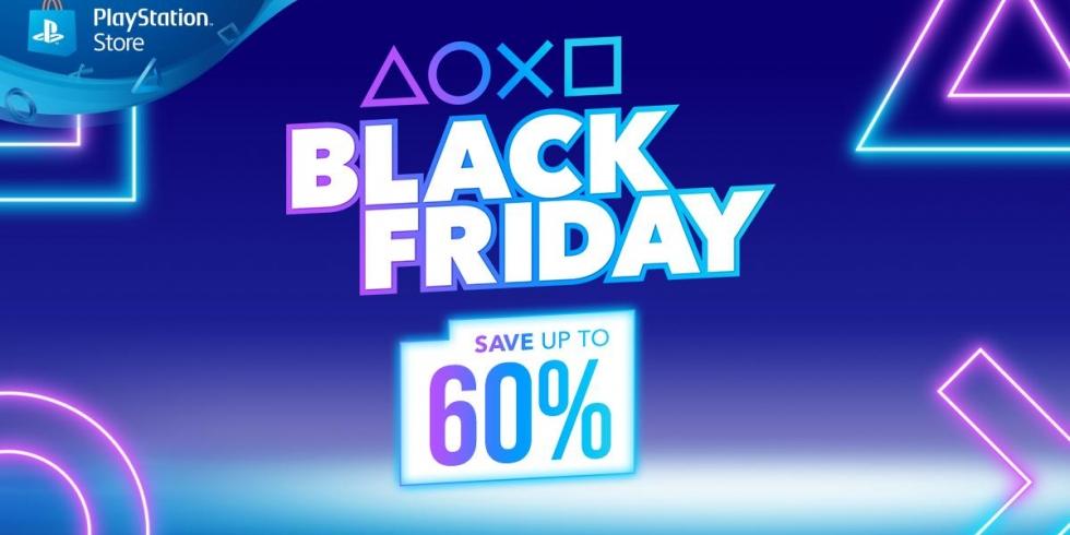 PlayStation Store Black Friday