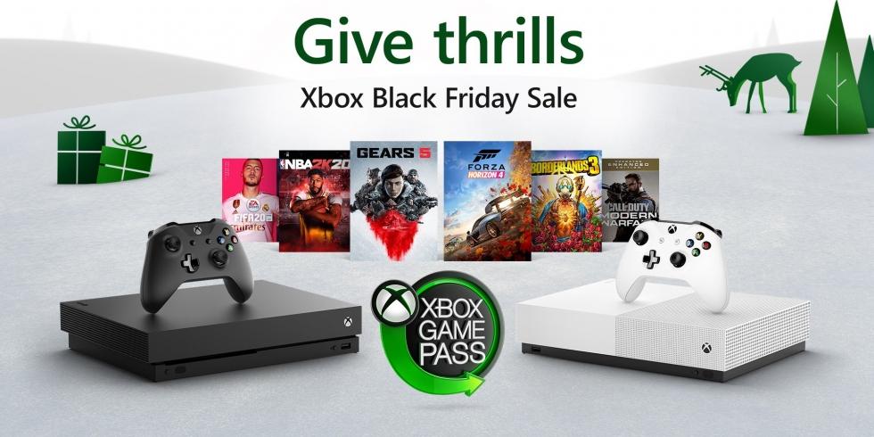 Xbox Black Friday 2019