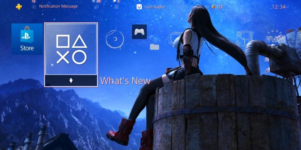 Final Fantasy VII Remake Tifa teema