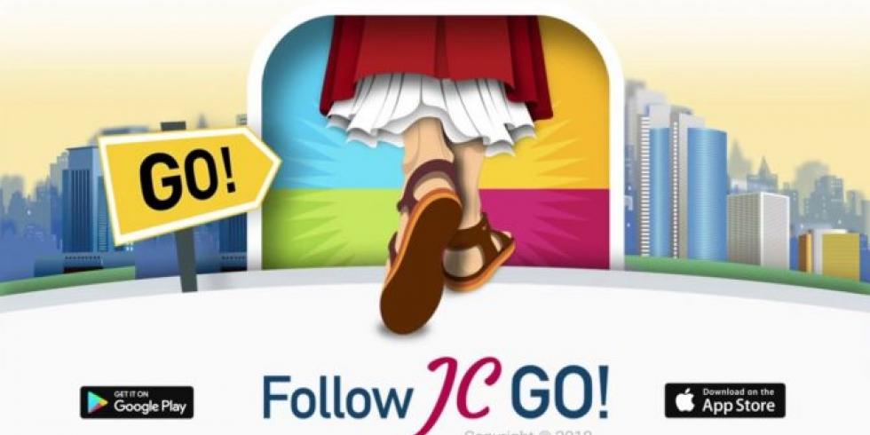 Follow JC Go mobiilipeli
