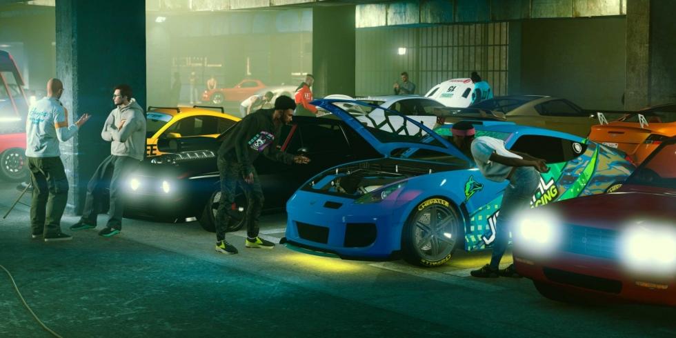 GTA Online Rockstar Games