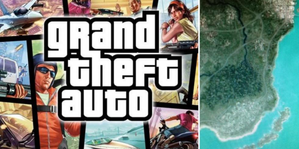Grand Theft Auto VIn karttojen nostokuva