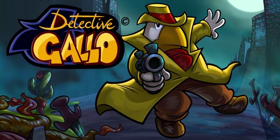Detective Gallo banneri