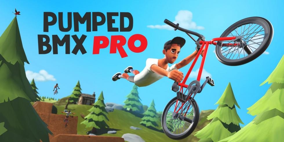 Pumped BMX Pro kansikuva