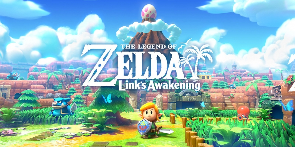 The Legend of Zelda: Link's Awakening nostokuva Switch