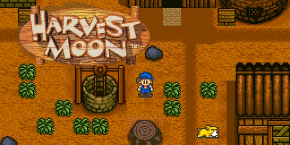 Harvest Moon SNES retromuistelo