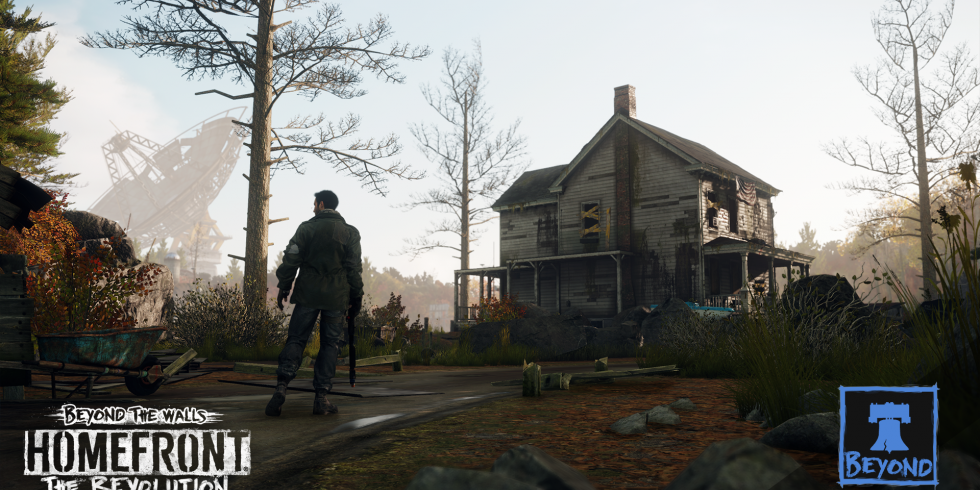 Homefront Beyond The Walls