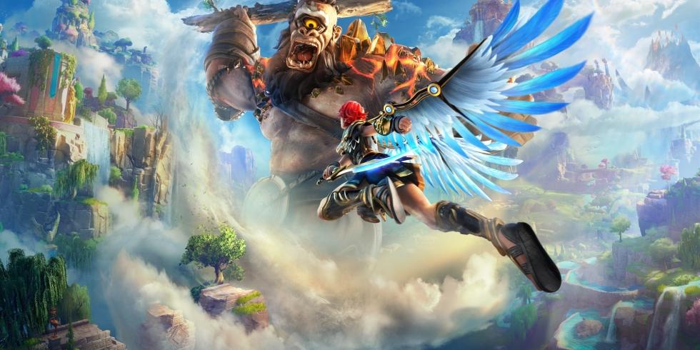 Immortals Fenyx Rising Ubisoft