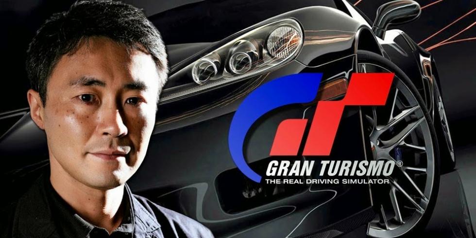 Kazunori Yamauchi ja GT