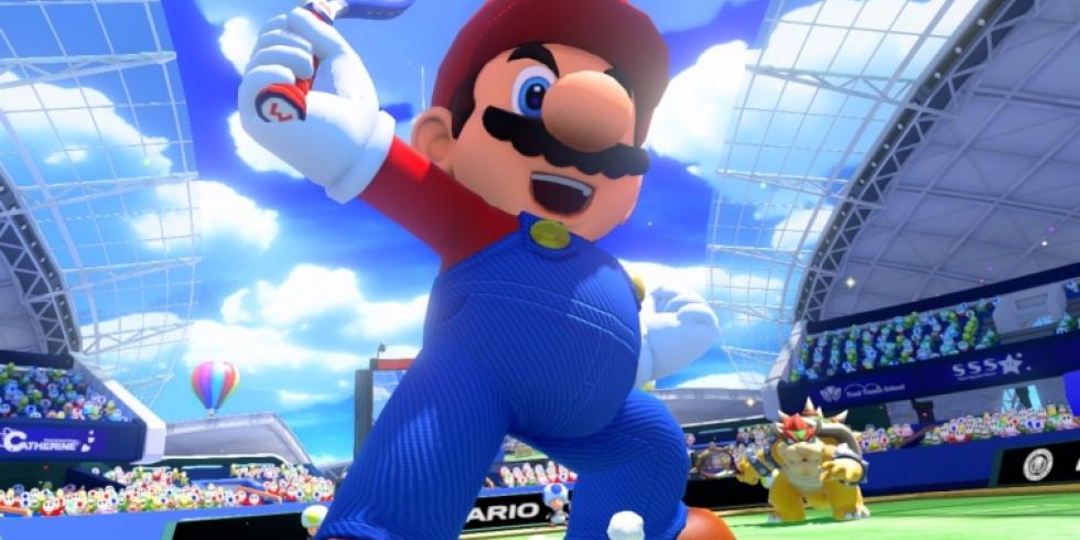 Mario Tennis: Ultra Smash 1