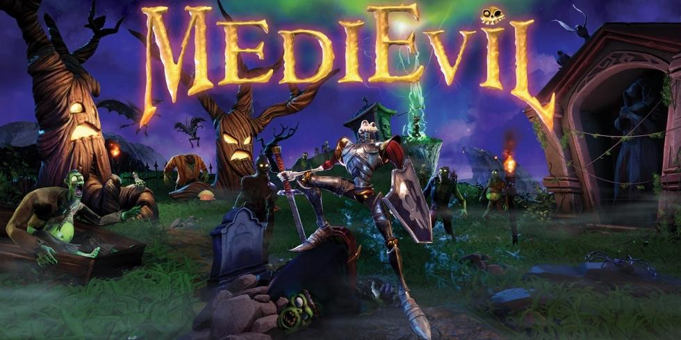MediEvil title screen