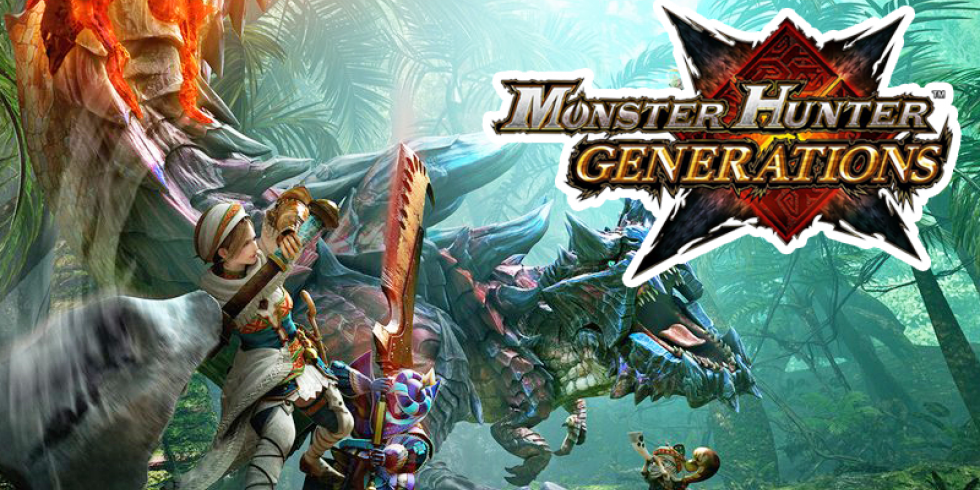 Monster Hunter Generations kansi