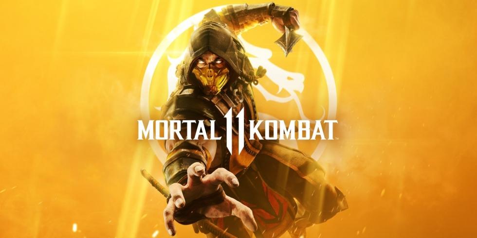 Mortal Kombat 11 kansitaide