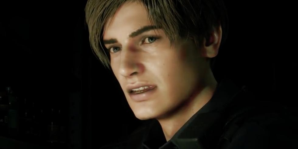 Leon S. Kennedy Resident Evil 2 Remake