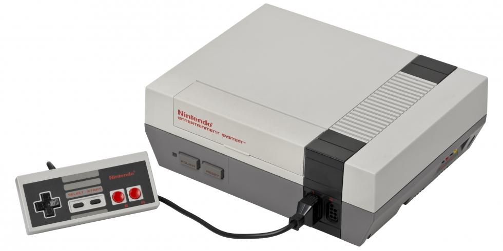 NES Nintendo 8-bittinen