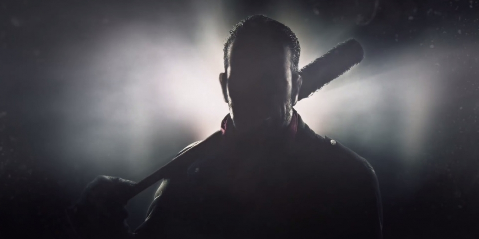 Negan The Walking Dead Tekken 7