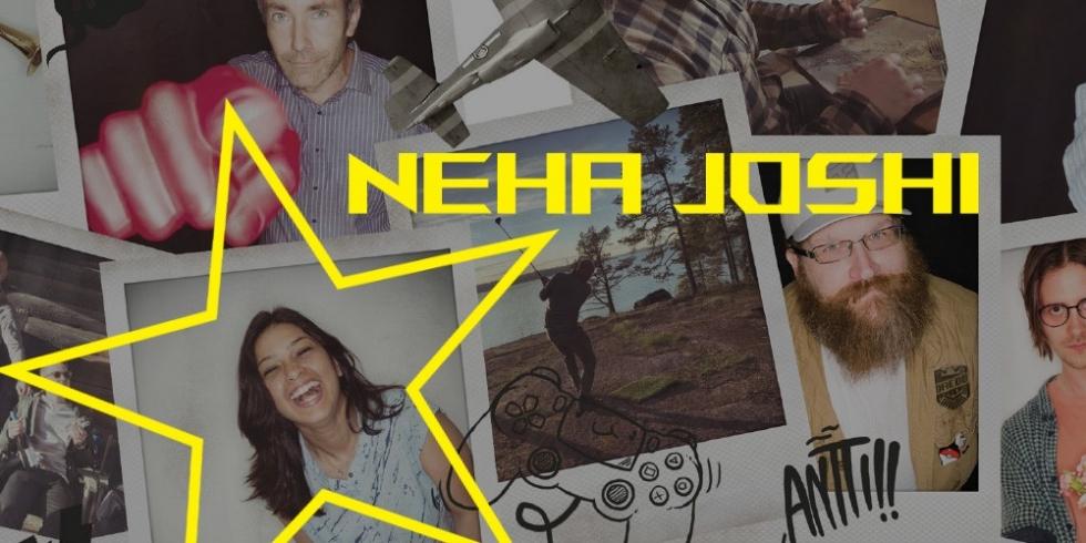 Neha Joshi RedLynx