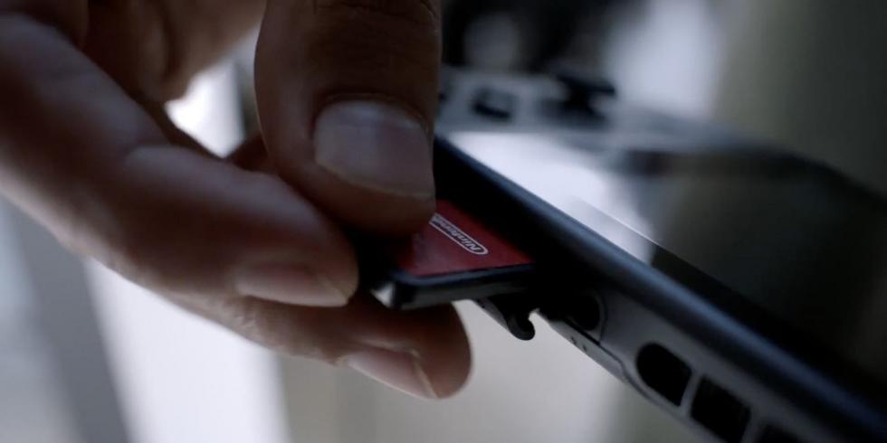 Nintendo Switch kasetti
