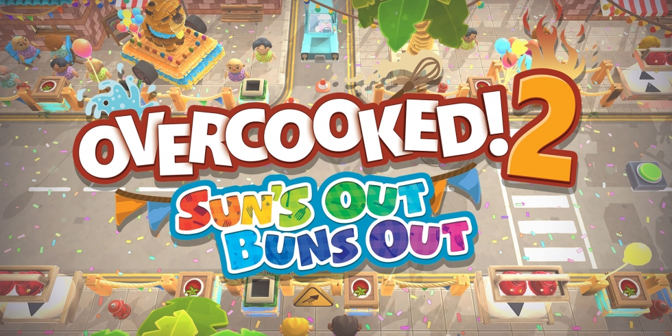 Overcooked 2 Suns Out Buns Out