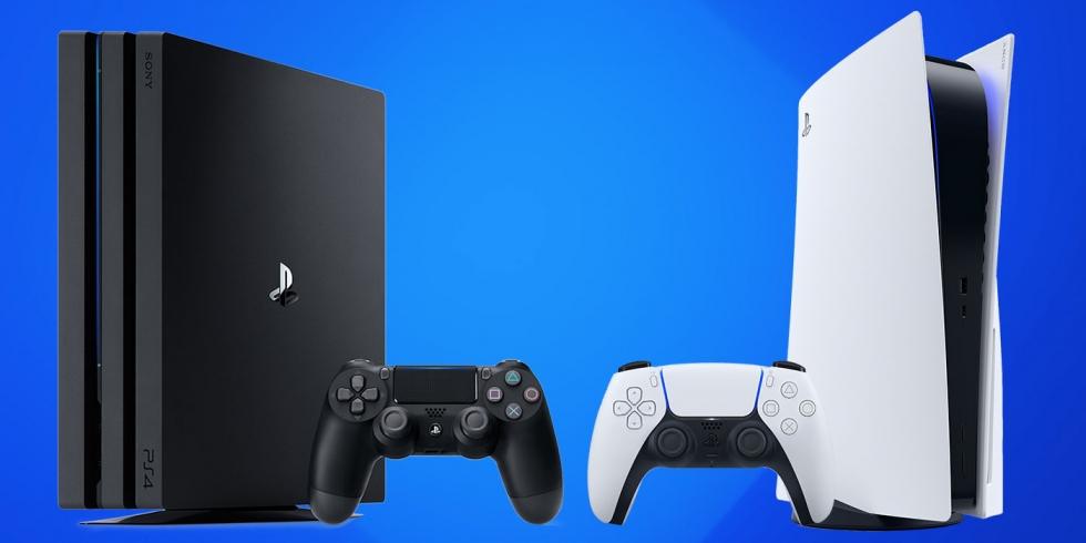 PS5 PS4