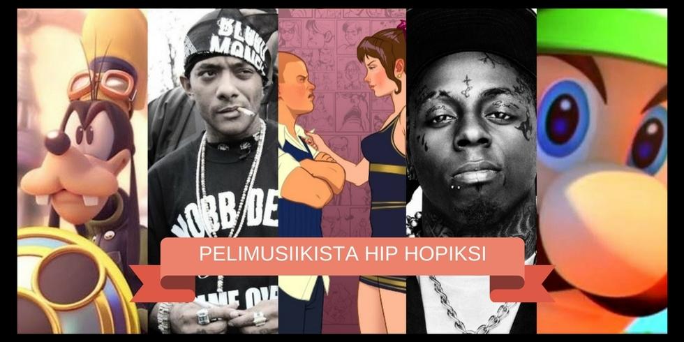 Pelimusiikista hip hopiksi 11