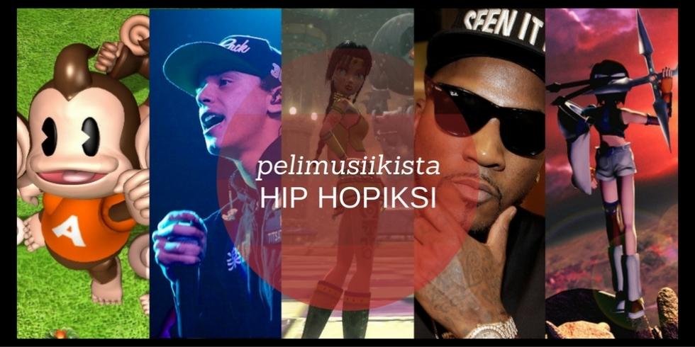 Pelimusiikista hip hopiksi 4
