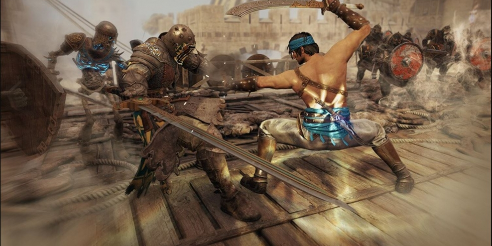 Prince of Persia x For Honor