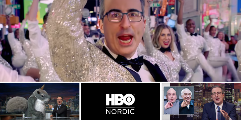 Last Week Tonight with John Oliver nostokuva