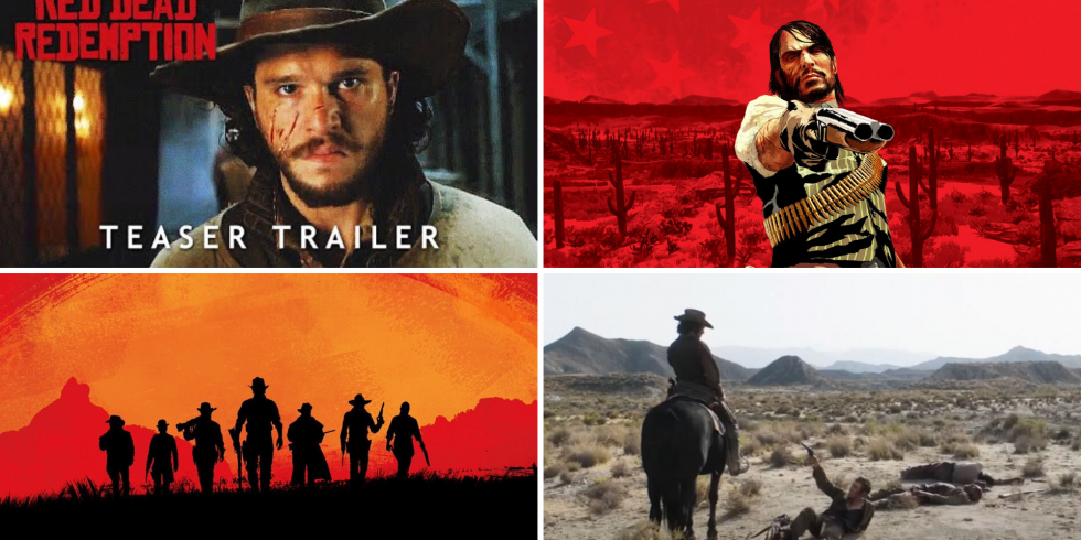 Red Dead Redemption elokuva Kit Harrington