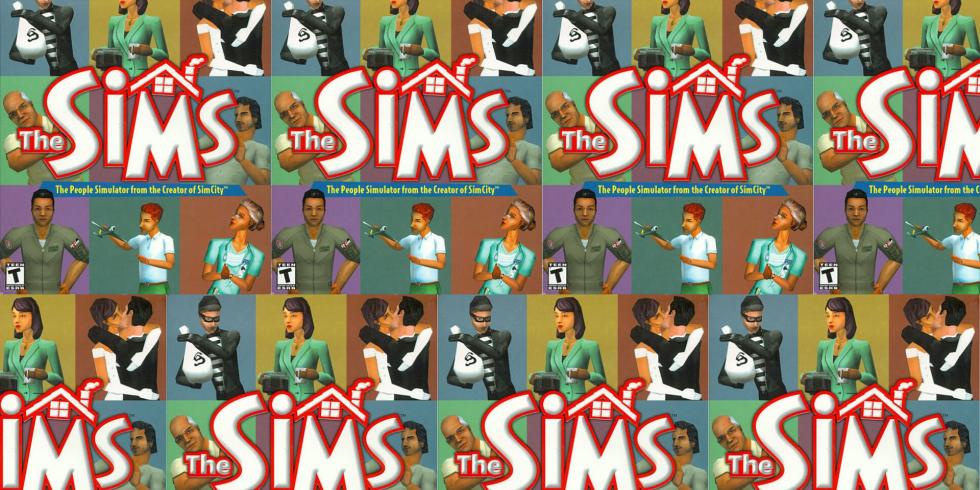 The Sims nostokuvassa