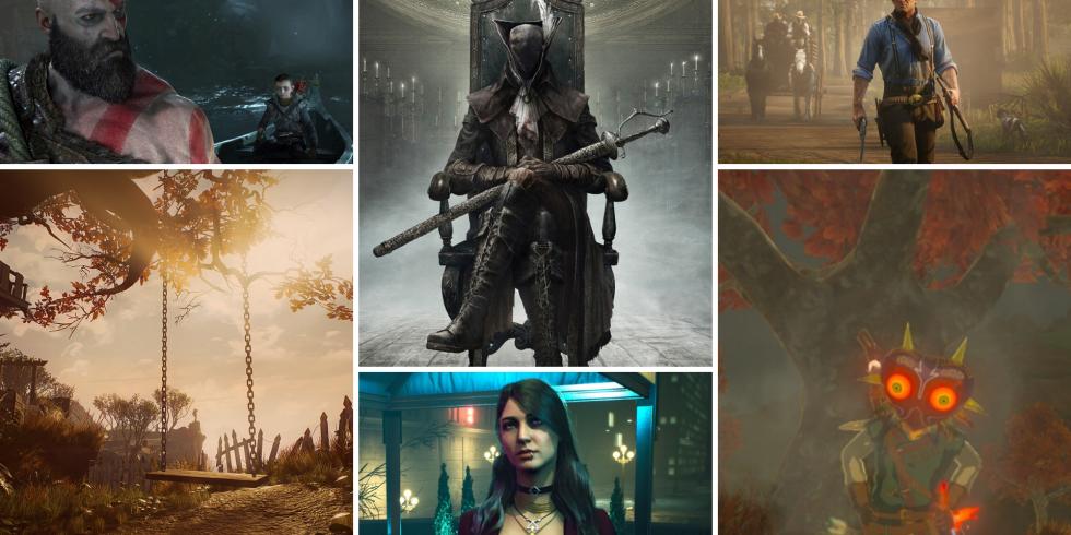 Toimituksen ehdotukset peleistä elokuviksi - nostokuva