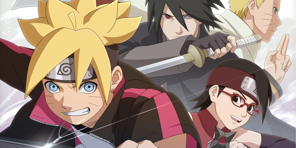 Naruto Storm 4 - Road to Boruto