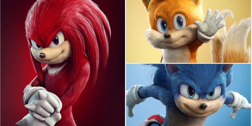 Raf Grassetti Sonic the Hedgehog art
