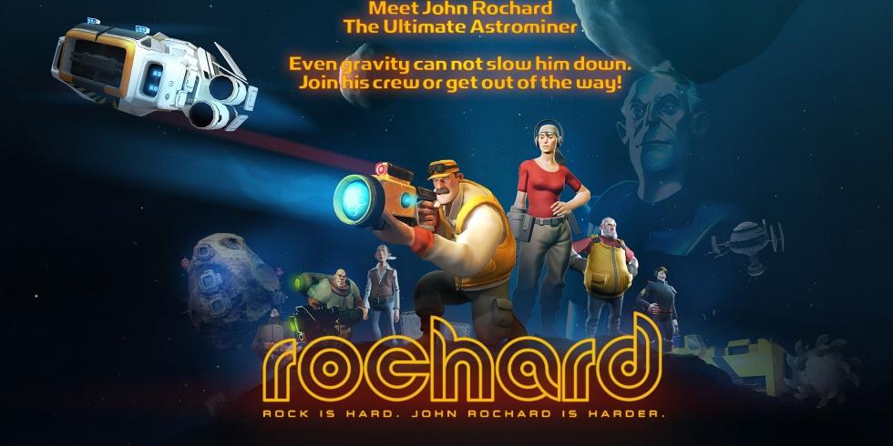 Rock is hard, Rochard is harder!