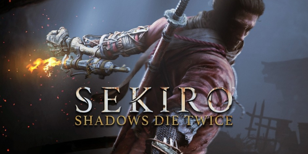 Sekiro Shadows Die Twice banneri