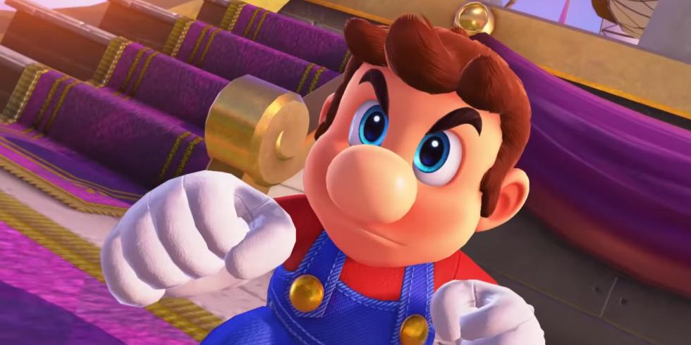 Super Mario vailla viiksiä