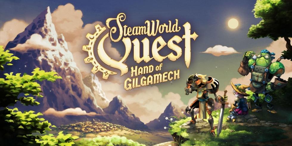 SteamWorld Quest nostokuva