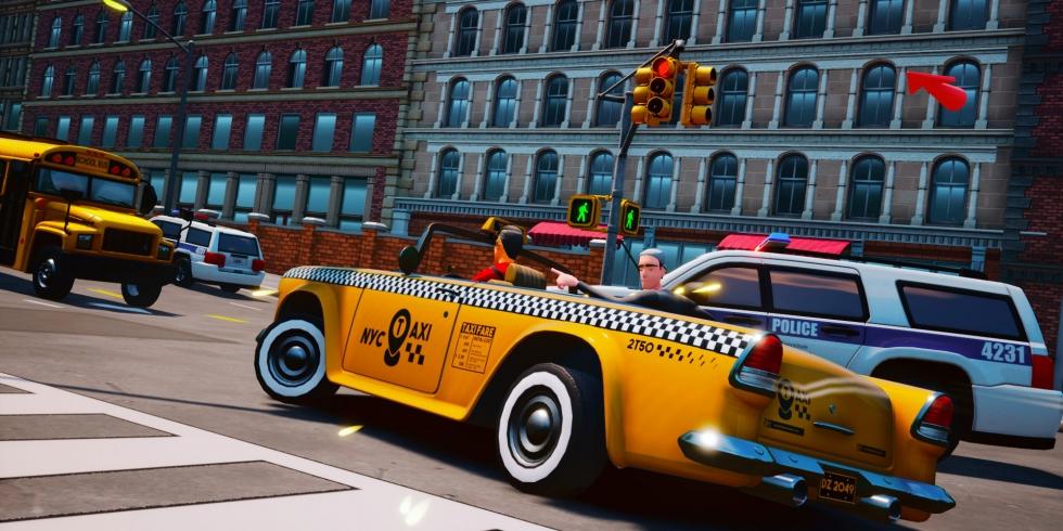 Taxi Chaos