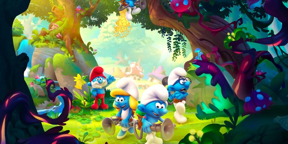 The Smurfs – Mission Vileaf nostokuva