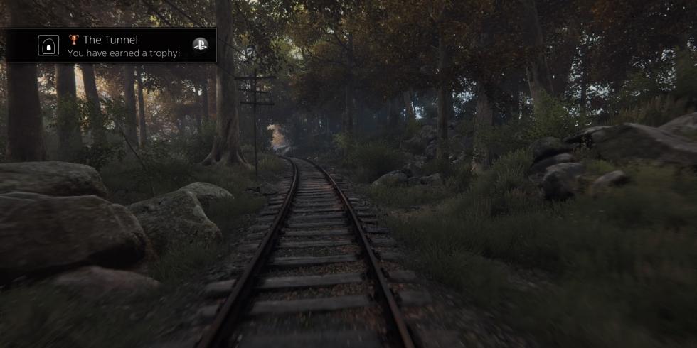 Paul Prospero aloittaa seikkailunsa rautatietunnelin päästä