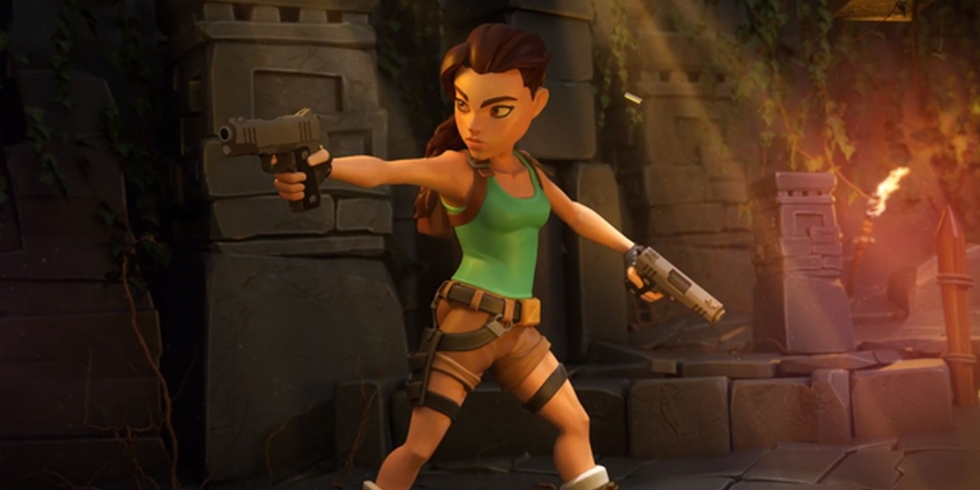 Tomb Raider Reloaded mobiilipeli