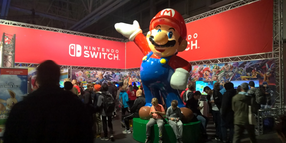 Nintendo @GameXpo 2018