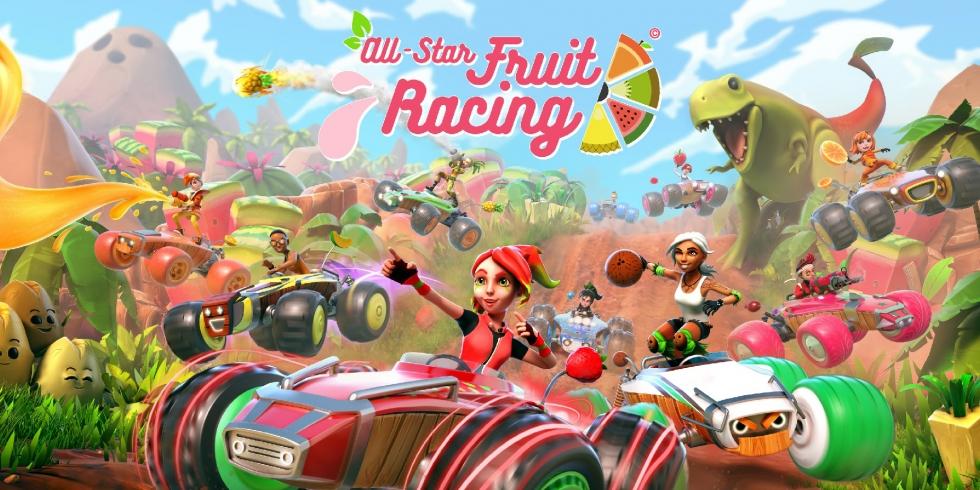 all-star-fruit-racing