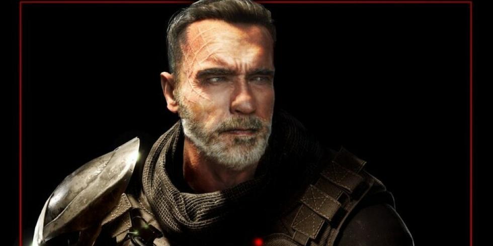 Arnold Schwarzenegger Predator: Hunting Grounds DLC