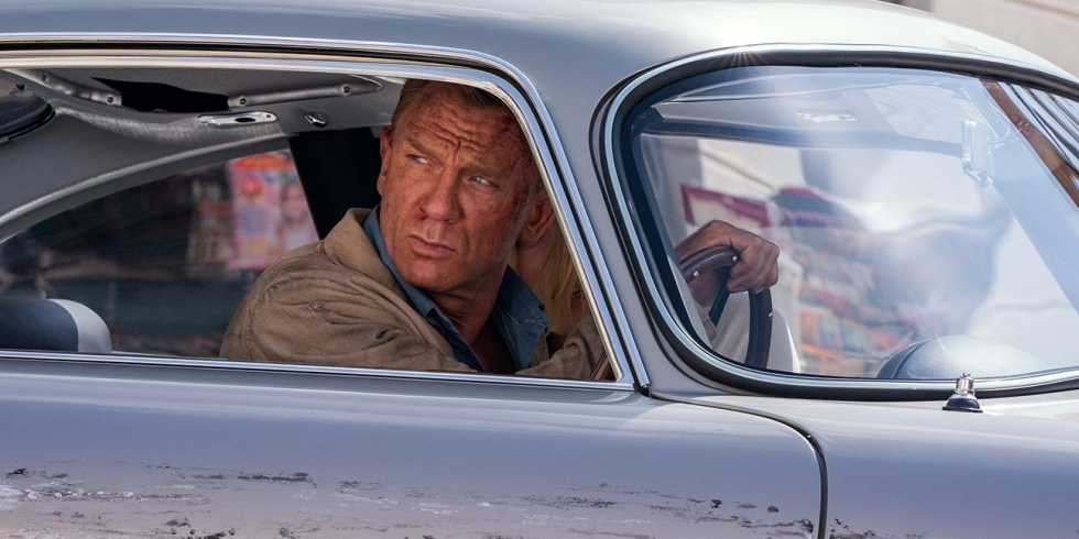 James Bond No Time to Die Daniel Craig