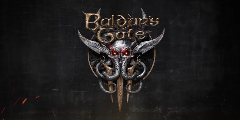 Baldur's Gate 3 logo