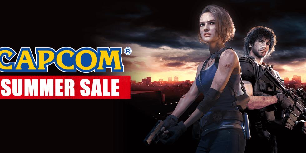Capcom Summer Sale