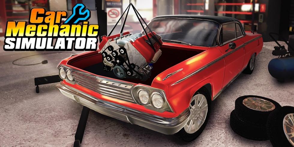 Car Mechanic Simulator >> Car Mechanic Simulator Konsolifin Pelaamisen Keskipiste