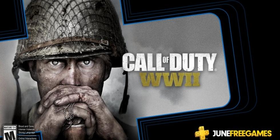 Call of Duty: WWII PS Plus kesäkuu 2020